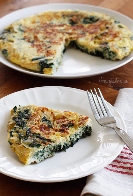 healthy fritatta recipe