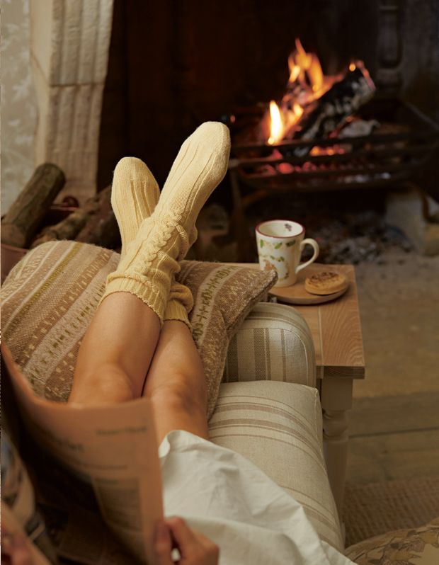 warm toes