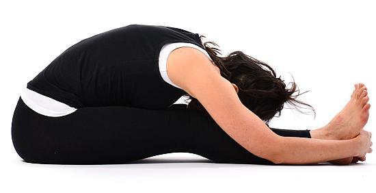 Paschimottanasana-Yoga-Pose