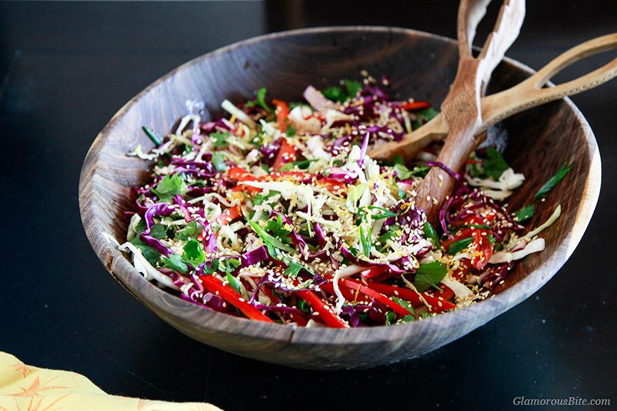 ... coleslaw asian inspired broccoli slaw asian style slaw recipe key